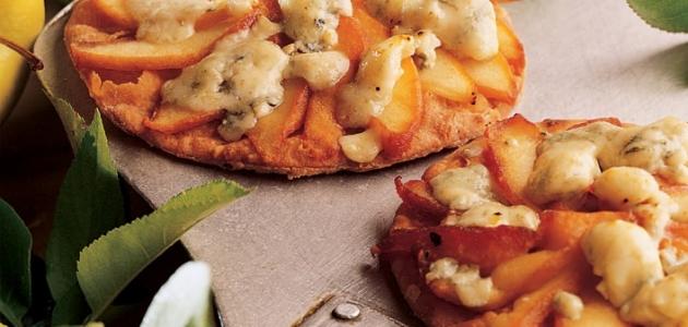 Warm Roquefort Tart