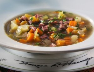Water Fowler's Soup